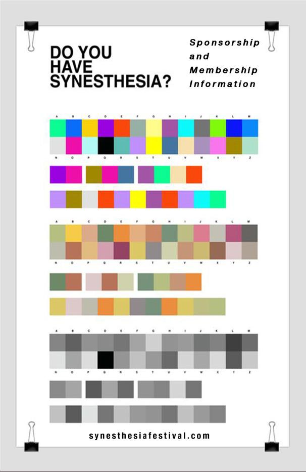 Synesthesia 2017
