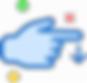 swipe-hand-gesture-down-arrow-direction-
