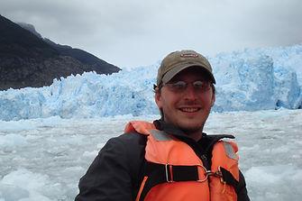 Patagonia Chile glacier
