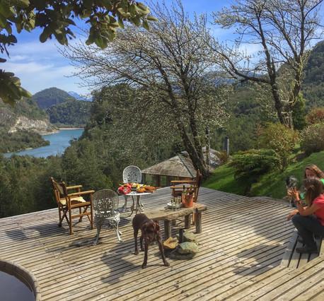 Patagonia lodge