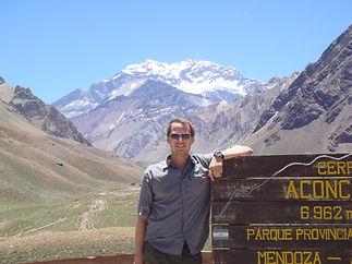 Aconcagua Andes Mendoza Argentina