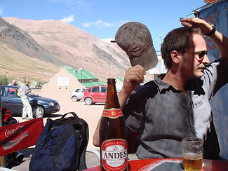 Andes beer Argentina