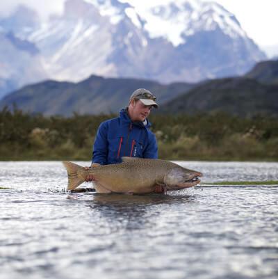 Fly-fishing Patagonia