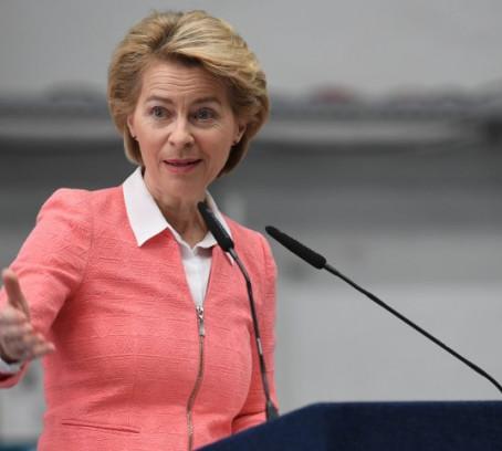 Ursula von der Leyen - Ne mișcăm rapid, construim trainic: tinerei generații europene