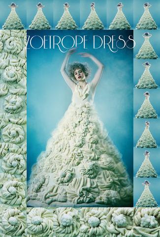Zoetrope Dress