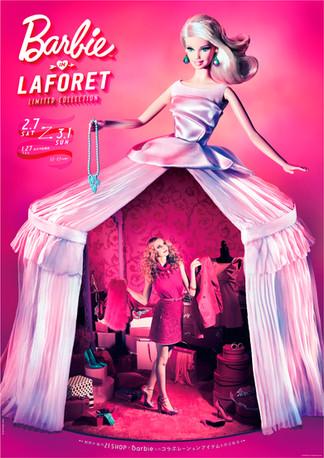 Laforet HARAJUKU/Barbie in Laforet