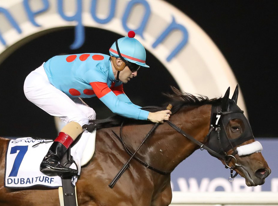 Almond Eye - 2019 Dubai Turf