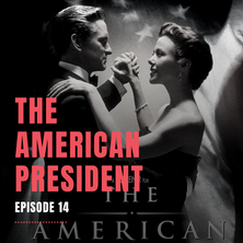 The American President Rom Com Review.pn