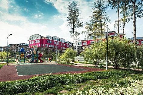Загородные квартиры в Азарово