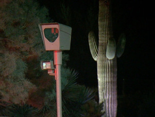 Heads up! Scottsdale turning traffic enforcement cameras on this Friday  (5/13/16)