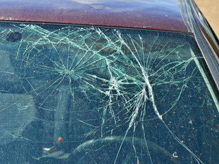 Traffic Q&A: Is it illegal to drive with a cracked windshield?