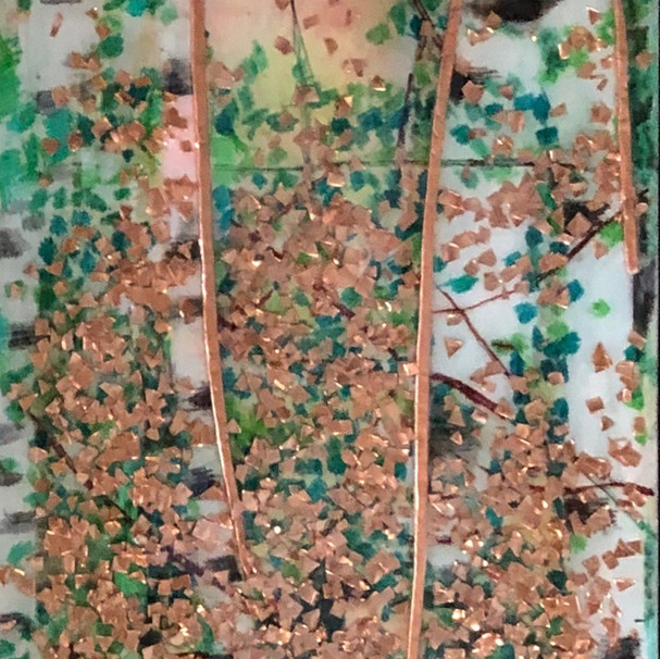 Golden Wishes at Birch Forest #7