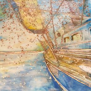 Hazy Sailing #12