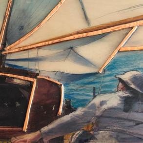 Hazy Sailing #6