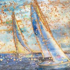 Hazy Sailing #11