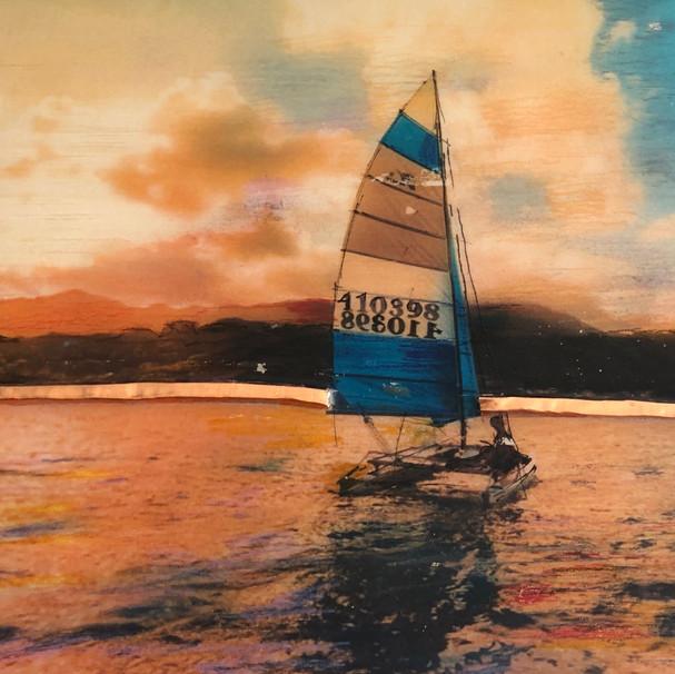 Hazy Sailing #9