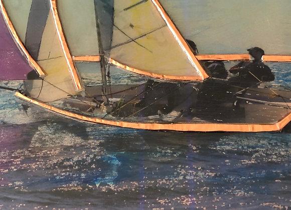 Hazy Sailing #8