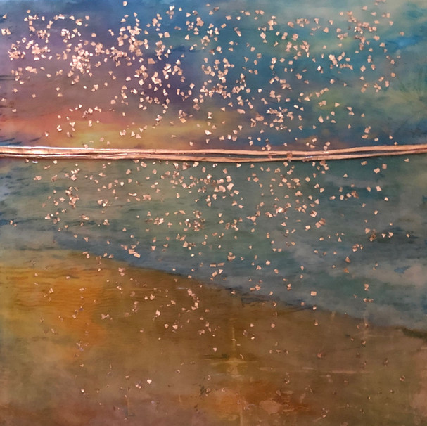 Golden Wishes at Ocean Shore #4