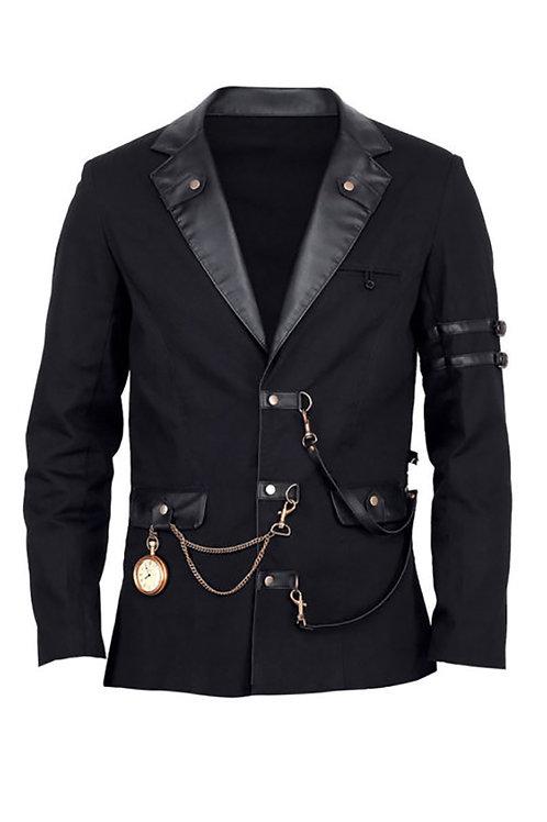 """Ash Code"" Jacket"