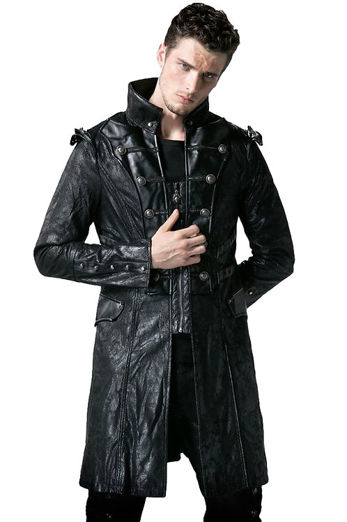 """Harlock"" Steampunk Dust coat"