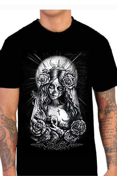 """""""Queen Calavera"""" T-Shirt"""