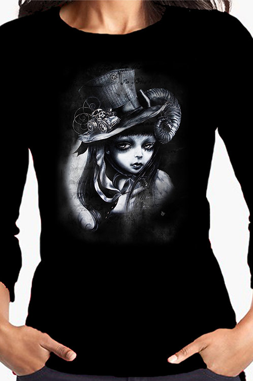 """Mad Hatter"" Long Sleeve"