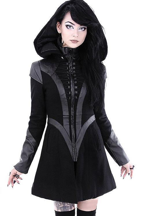 """""""Future Goth"""" Coat"""