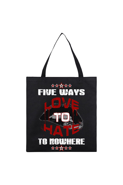 """Love To Hate"" Shopper"