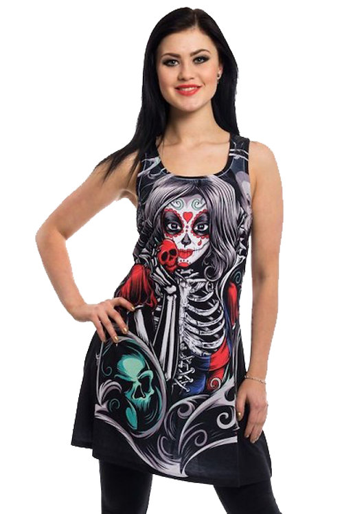 """Muerte Snow"" Dress"