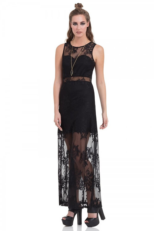 """Lace Me Baby"" Dress"