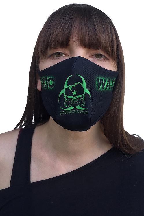"""""""Toxic Waste"""" Mask"""