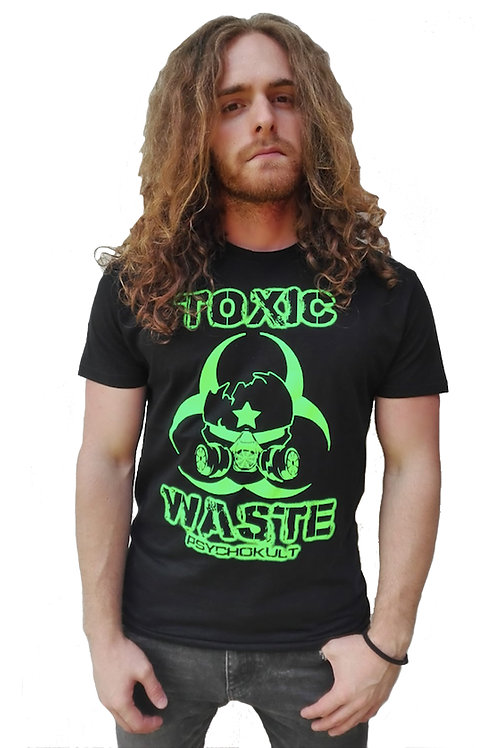 """Toxic Waste"" Gents T-Shirt"