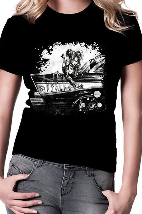 """Psycho"" T-Shirt"