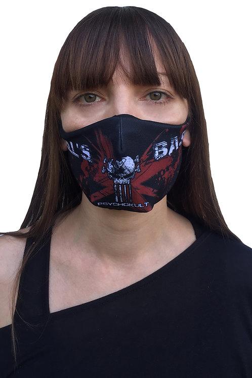 """Hell's Bass"" Mask"