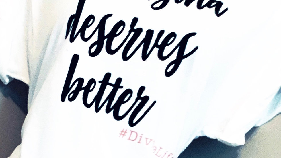 My Vagina Deserves Better Funny Statement T-shirt