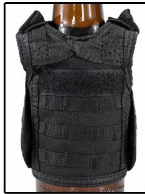 Tactical Vest Drink Bottle Cover Funny Drink Koozie