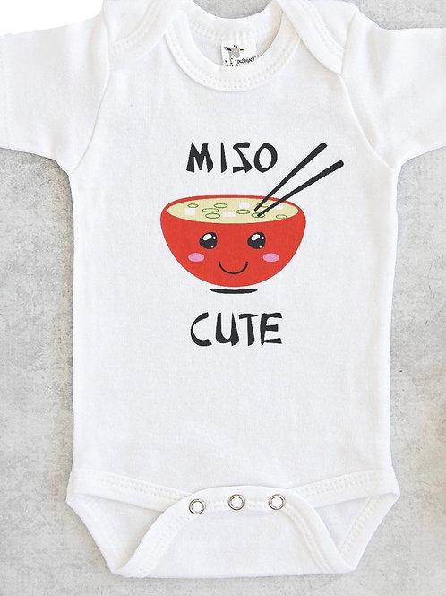 MISO Cute Baby Child Onesie Body suite