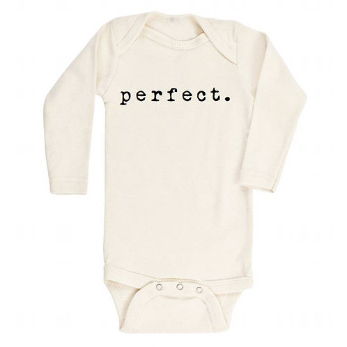 Personalized Baby Perfect Onesie