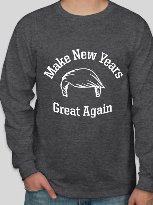 Make Christmas New Year's Great AgainFunny T-shirt