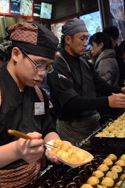 La street-food made in Kansai
