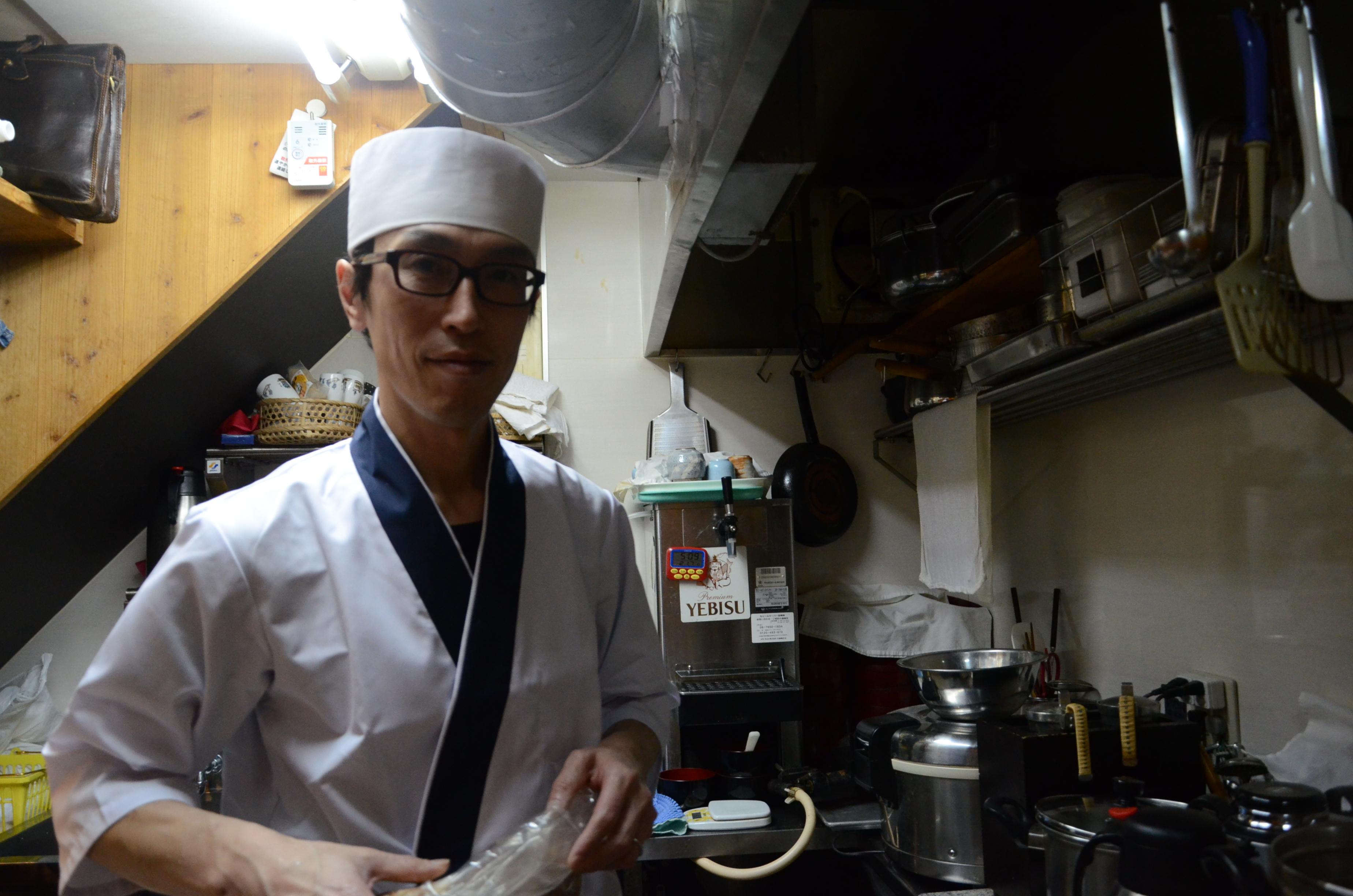 Le chef Obata