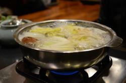 La fondue japonaise au fugu !