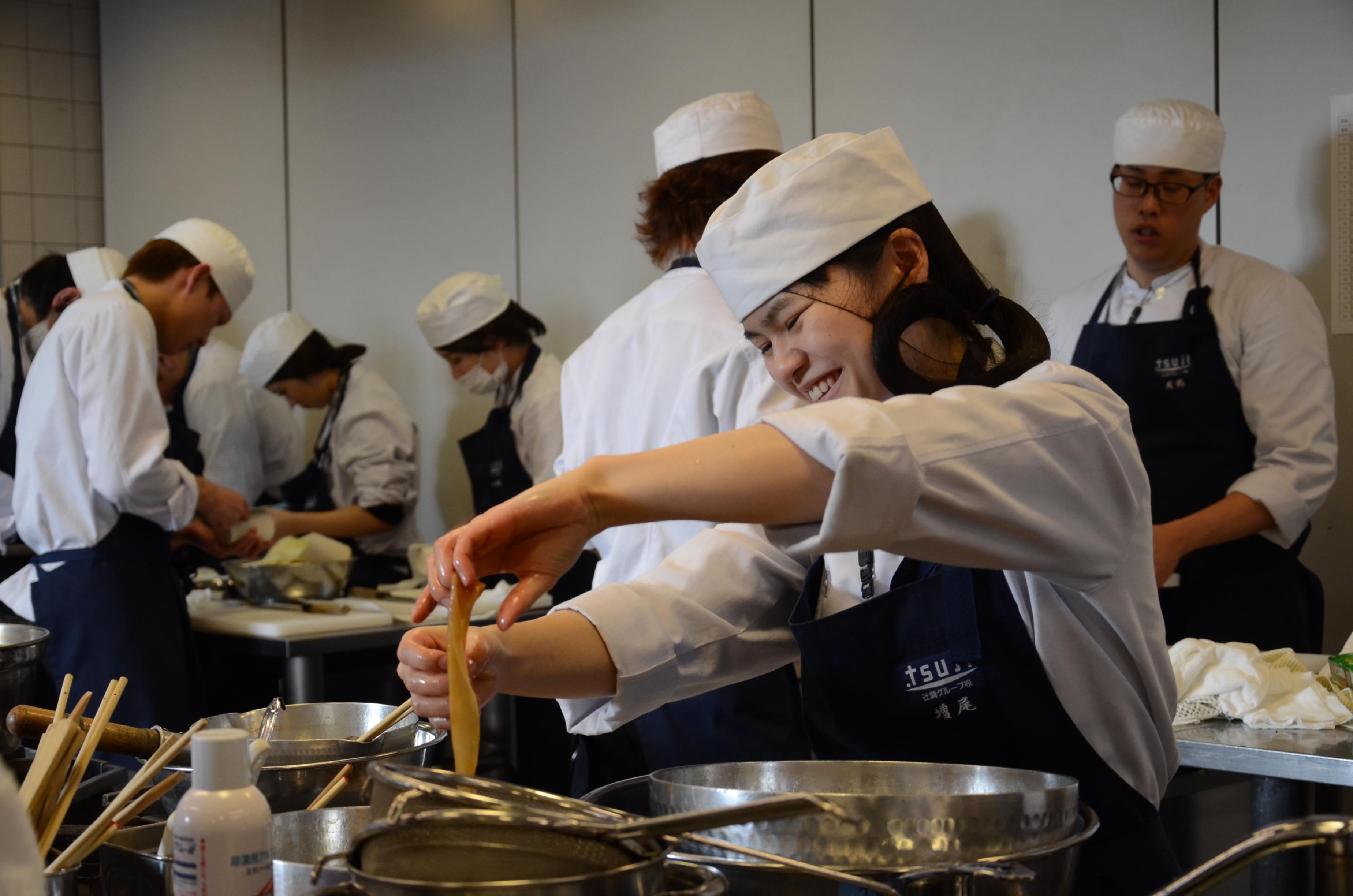 Immersion dans un cours de cuisine