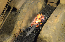 Le travail du feu