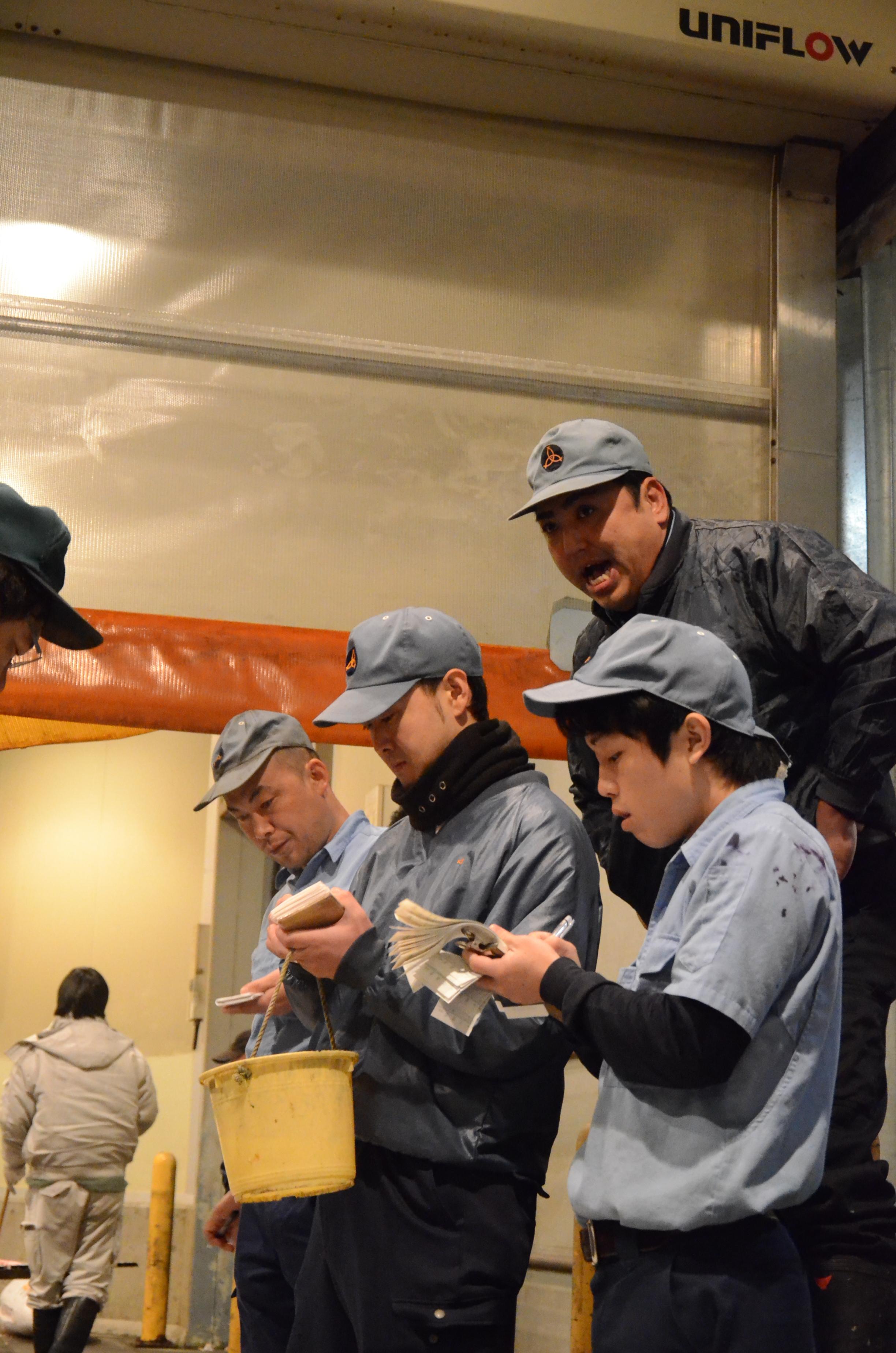 Hamano san à l'action