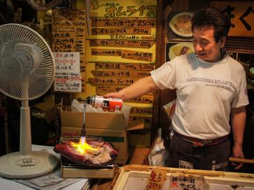 A ceux qui font la cuisine d'Osaka
