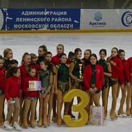 Участники танца Возрождение заняли 3-е место