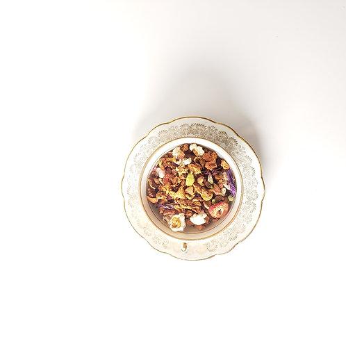 Coriandre-fraise de bois BIO - Tisane