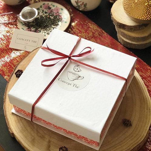 La BOX Concept Thé - 12 mois