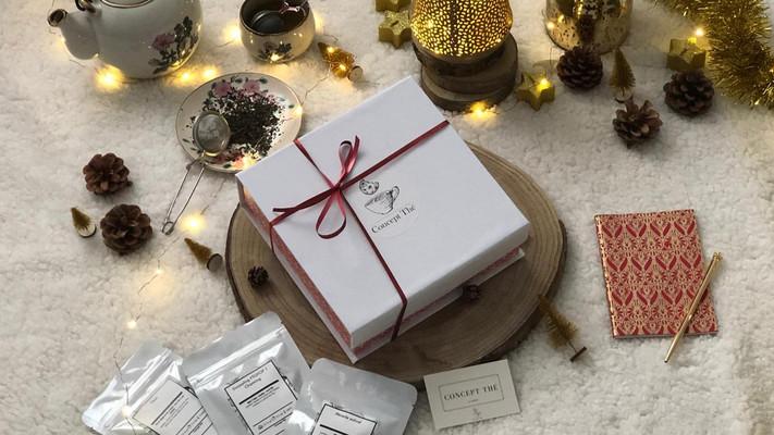 Box concept Thé décembre 2020